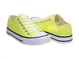 Sieviešu kedas - VICES - dzeltenā krāsā