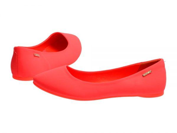 Ērtas sieviešu laiviņas koraļļu krāsā - VICES