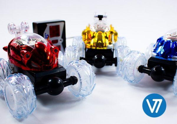 DASHER radiovadāms rotaļu auto