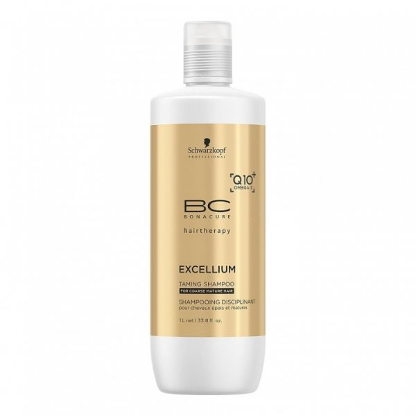"""BC EXCELLIUM TAMING "" šampūns (1l)"