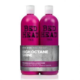 """TIGI BED SUPERFUEL RECHARGE"" šampūns + kondicionieris (2 x 750 ml)"