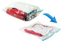 Vakuuma maiss tekstila uzglabāšanai