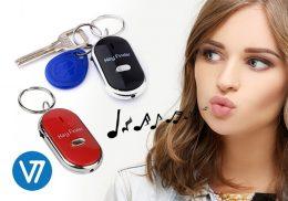"""Jaunumi Prece jau veikalā Atslēgu meklētājs-piekariņš """"Key Finder"""" ar LED lukturi"""