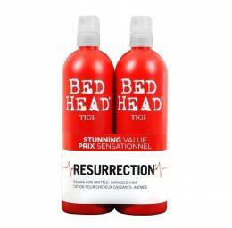 """TIGI BED HEAD RESURRECTION"" šampūns + kondicionieris (2 x 750 ml)"