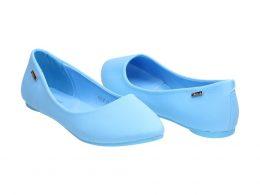 Ērtas sieviešu laiviņas gaiši zilā krāsā - VICES
