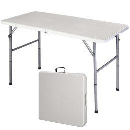 Saliekams piknika - kempinga galds 120 x 60 cm