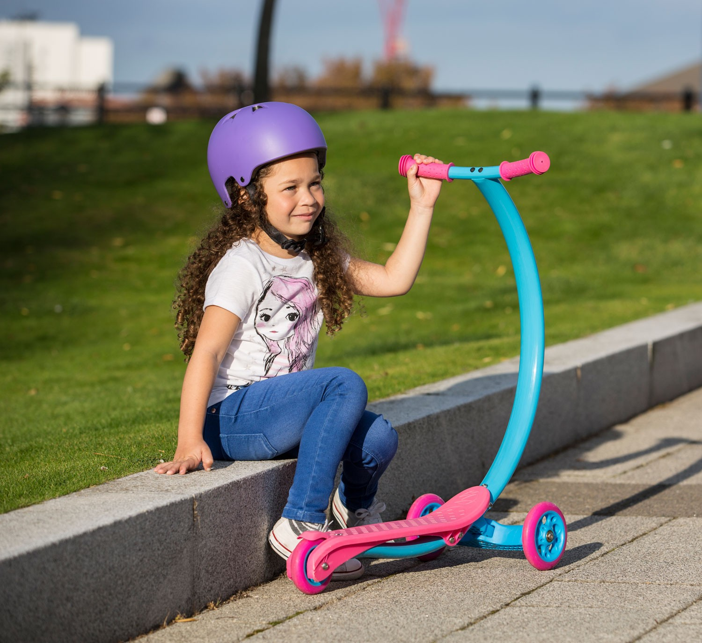 Bērnu skrejritenis MICMAX SCOOTER - V7Bērnu skrejritenis MICMAX SCOOTER - V7