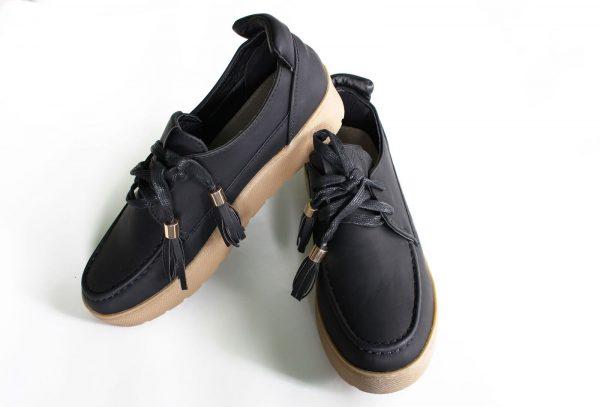 Sieviešu apavi ar biezu zoli VICES 6119