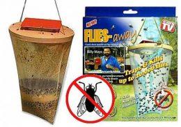 FLIES-AWAY moskītu lamatas