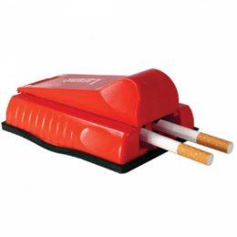 Mehāniskā mašīnīte 2 cigarešu uzpildei