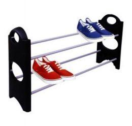 Mazā apavu plauktu sistēma (6 apavu pāriem)