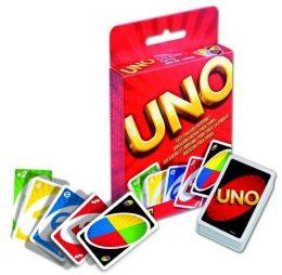 Spēļu kārtis UNO