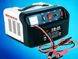 Akumulatora lādētājs CB-40 - BOXER BX-8003