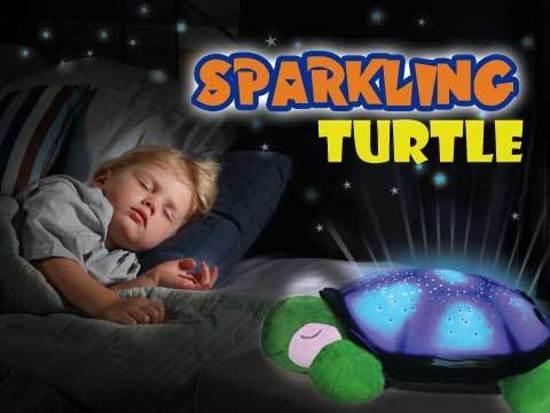 Debess zvaigžņu projektors , lampa Bruņurupucis - M2