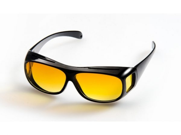 Šoferu brilles ar nakts redzamības lēcām