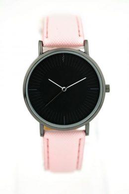 Sieviešu rokas pulkstenis - SIMPLE BLACK&ROSE