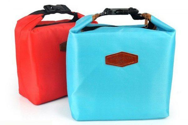 Pusdienu soma ar termoizolāciju