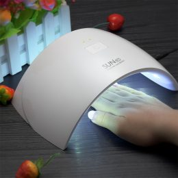 LED UV lampa gēla nagiem 24W - SUN 9S