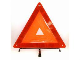 Atstarojošs avārijas trijstūris - kastītē + statīvs