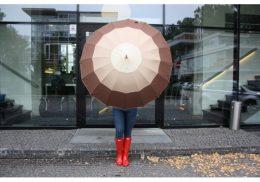 RNB lielais lietussargs 3 toņos