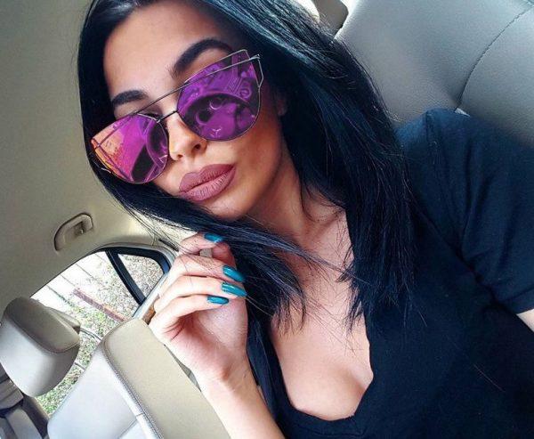 Stilīgas saulesbrilles - M15