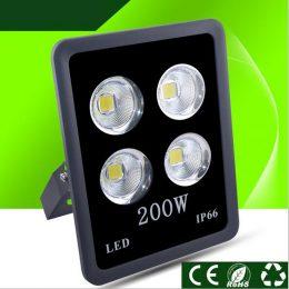 4 COB LED prožektors 200 W