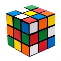 Kubiks Rubiks - Rubika Kubs 6 cm