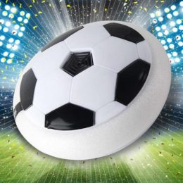 Lidojošais futbola disks - Hover ball