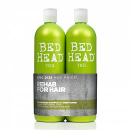 TIGI BED HEAD RE-ENERGIZE šampūns + kondicionieris (2 x 750 ml)