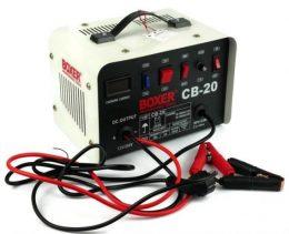 Akumulatora lādētājs CB-20 - BOXER BX-8005