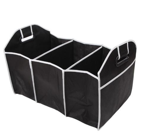 Bagāžas nodalījuma organizators ar 3 nodalījumiem - 55 x 32 x 23 cm