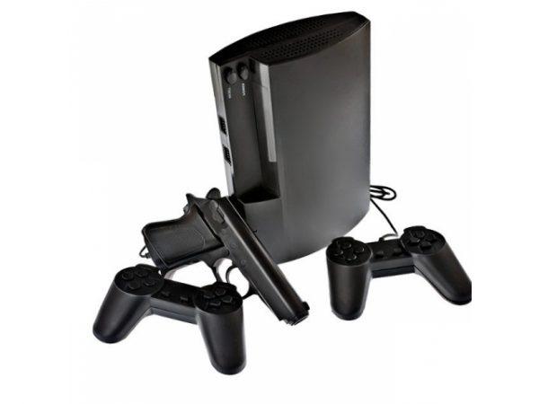 8-BIT spēļu TV konsole - FUN GAME . 3