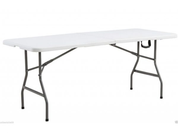 Liels - saliekams piknika - kempinga galds 180 x 76 cm