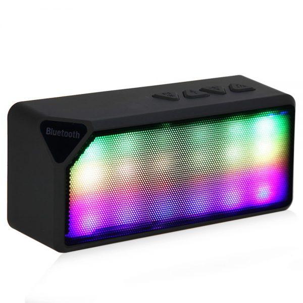 Portatīvais BLUETOOTH skaļrunis 3W - X3S