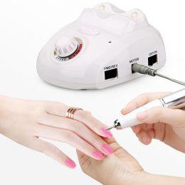 Elektriskais manikīra un pedikīra komplekts/ frēze - GLAZING MACHINE