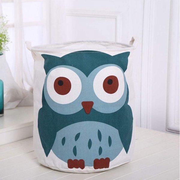 Mantu maiss ar Pūcīti - Owl