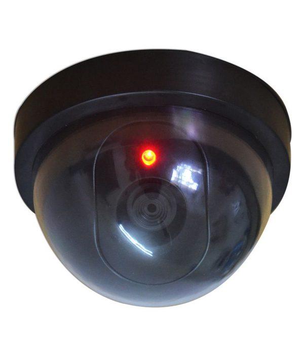 Novērošanas kamera – butaforija ar LED
