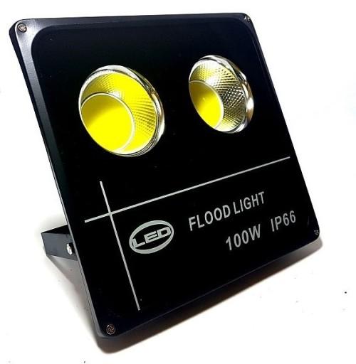 2x SMD LED ārējais prožektors 100W IP66