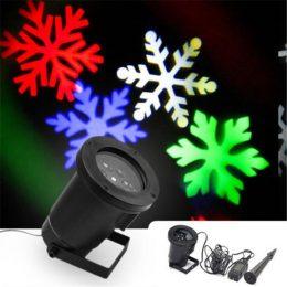 LED projektors - 4W - fasādes apgaismošanai - FESTIVAL PROJECTION