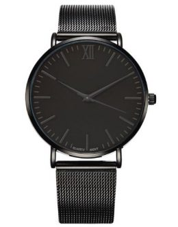 Sieviešu rokas pulkstenis - SIMPLE BLACK Z655