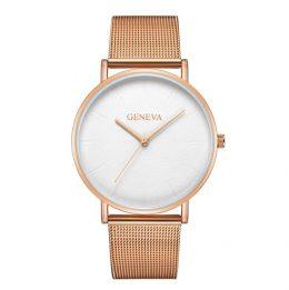Sieviešu rokas pulkstenis - GENEVA ROSE GOLD Z676R-B