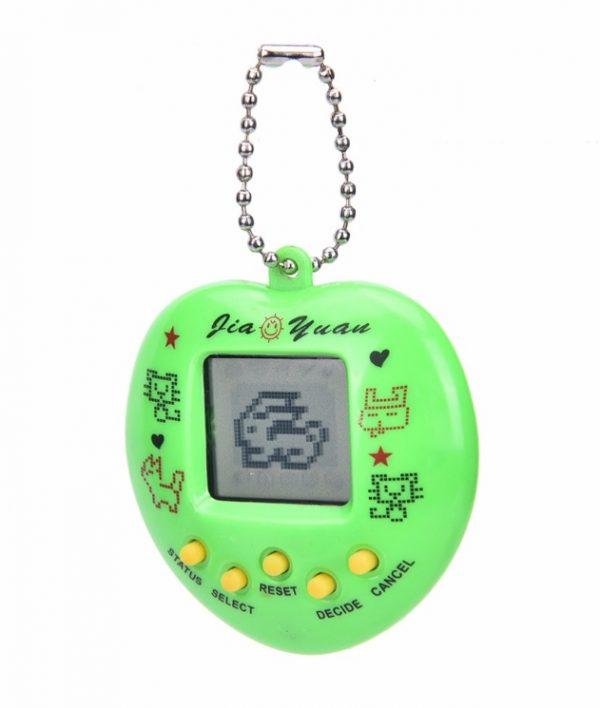 Tamagotchi 90's - interaktīvā spēle