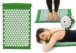 Akupunktūras , akupresūras paklājs