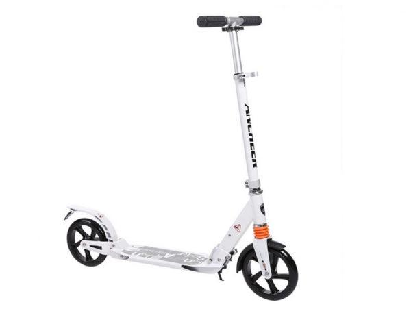 Skrejritenis Scooter Urban white līdz 100 KG