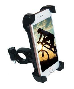 Universāls mobīlo telefonu turētājs velosipēdam
