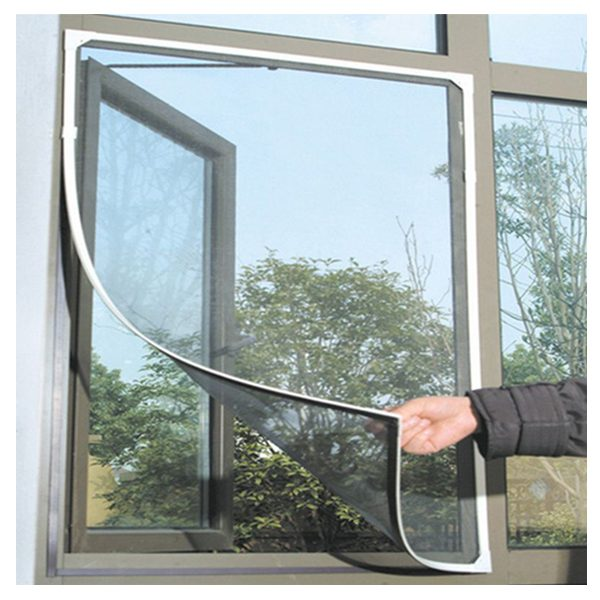 Moskītu siets - tīkls logiem 180 x 150 cm