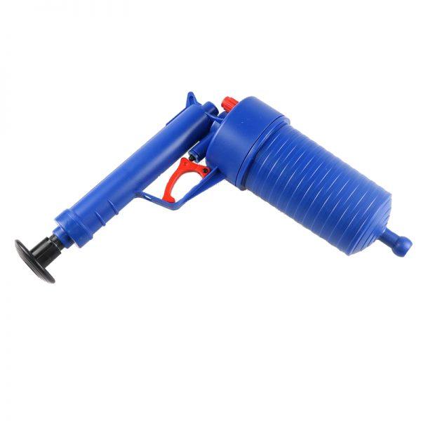 Kurmis - pistole kanalizācijas aizsērējuma novēršanai