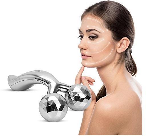 Ķermeņa, sejas masāžas rullītis 3D ROLLER
