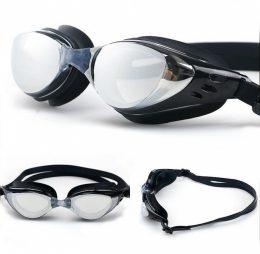 Peldēšanas brilles ar pretaizsvīšanas sistēmu ANTIFOG
