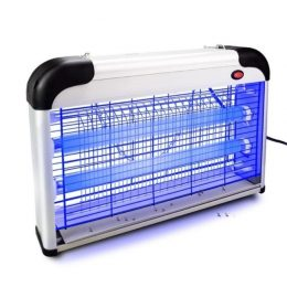 UV Elektriskā insektu, moskītu, pretodu lampa 20 w